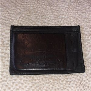 Ferragamo card holder